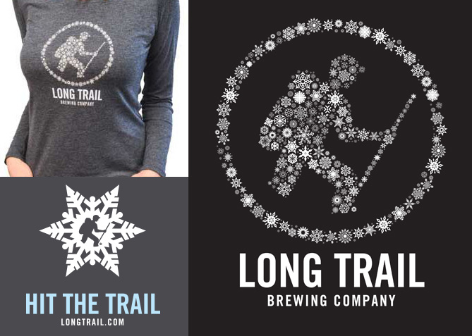 Tee Graphic for Long Trail Brewing Co.