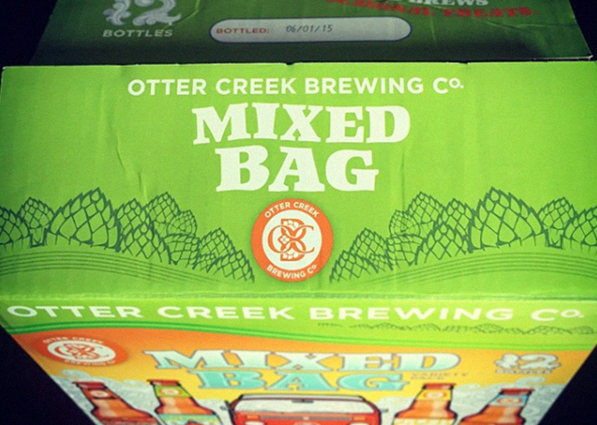 Packaging Design for Otter Creek Brewing Co.