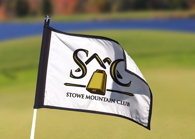 Logo Design, Branding for Stowe Mt. Club