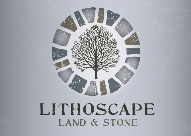 Logo for Lithoscape