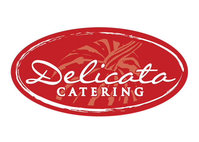 Logo for Delicata Catering