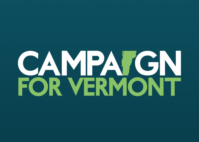 Logo Development for Campaign for Vermont