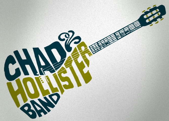 Logo Design for Chad Hollister Band