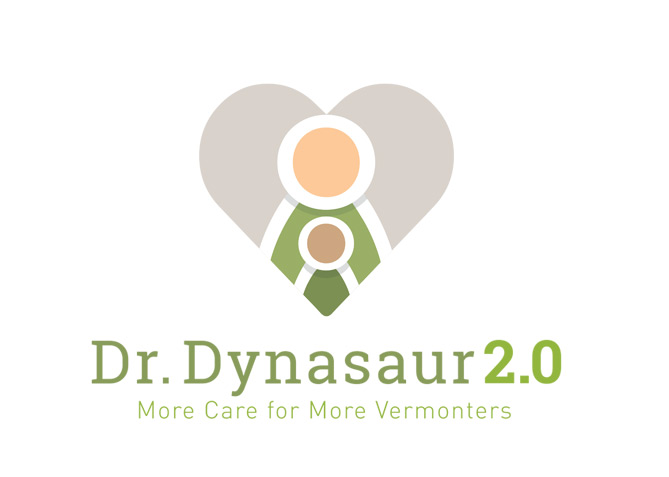 Logo Design, Branding for Dr. Dynasaur 2.0