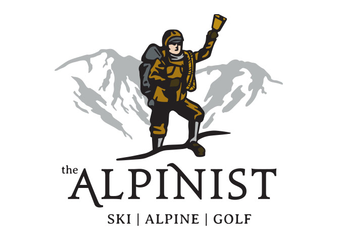 Logo Design for the Alpinist
