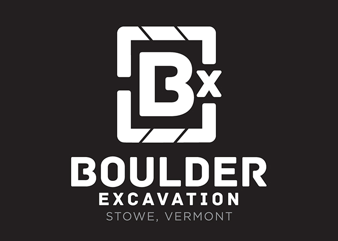 Logo Design for Boulder Excavation