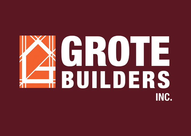 Logo Design for Grote Builders