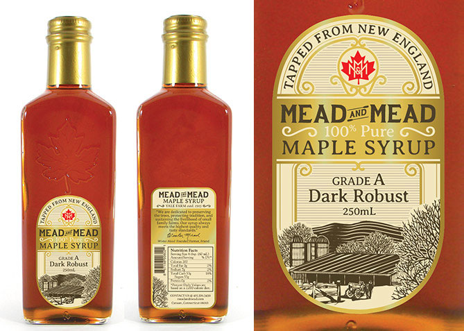 Label Design for Mead and Mead