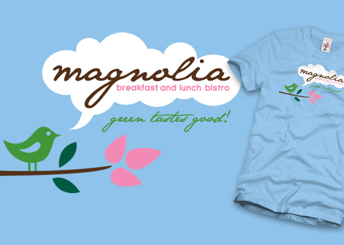Magnolia Product Graphics